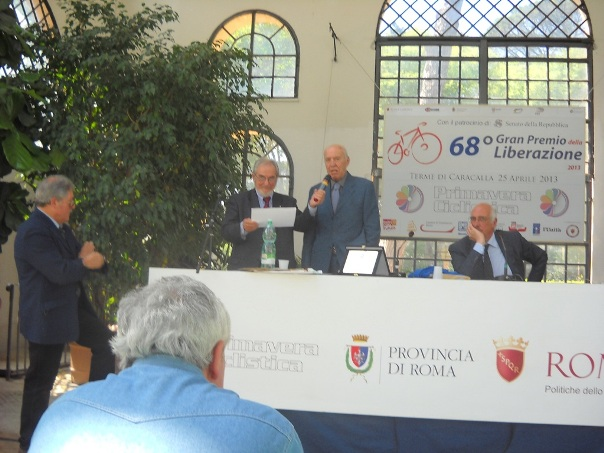 Bomboni riceve il Premio Fair Play