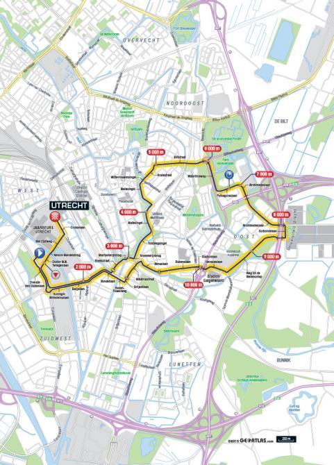 04.07.15 - Mappa generale 1^ Tappa
