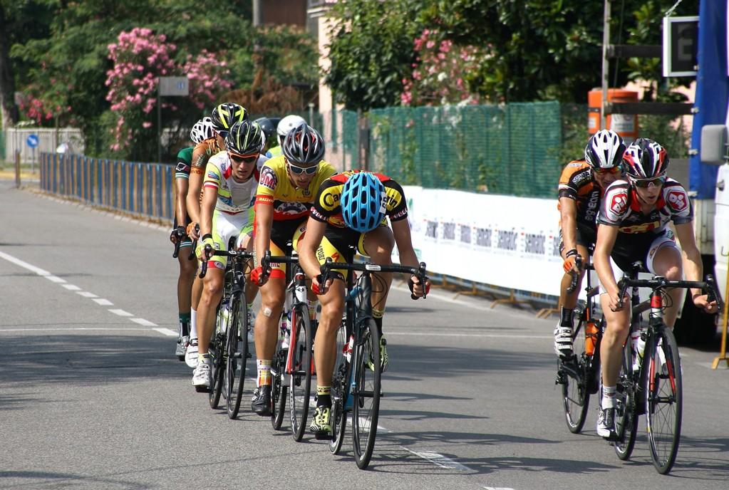 Un passaggio della corsa (Foto Berry)