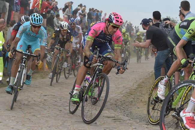 Tour de France 2015 - 102a Edizione - 4a tappa Seraing - Cambrai 223.5 km - 07/07/2015 - Filippo Pozzato (Lampre - Merida) - foto Graham Watson/BettiniPhoto©2015
