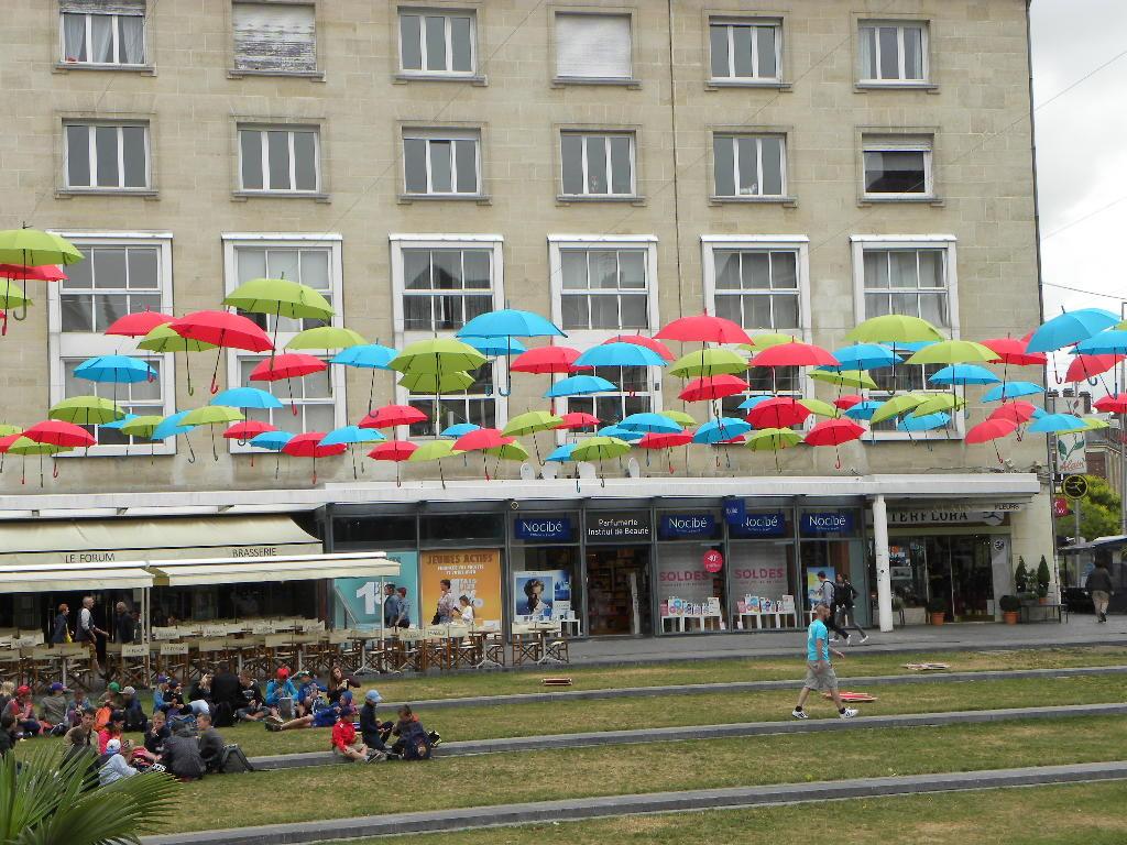 Centro di Amiens (Foto Nastasi)