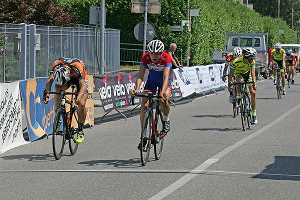 Alessandro Covi conquista il 4^ posto (Foto Kia)