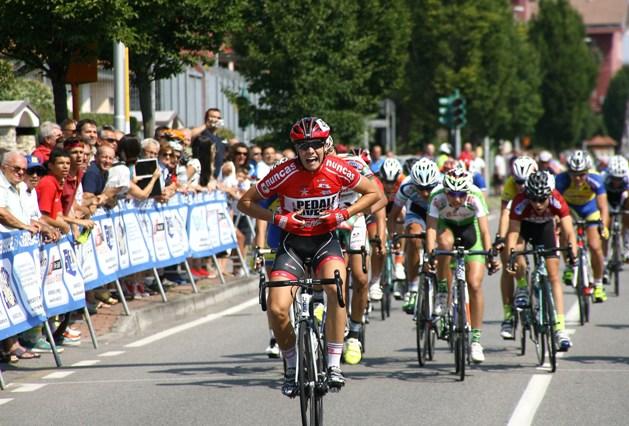 Sturini vince a Bareggio (Foto Berry)