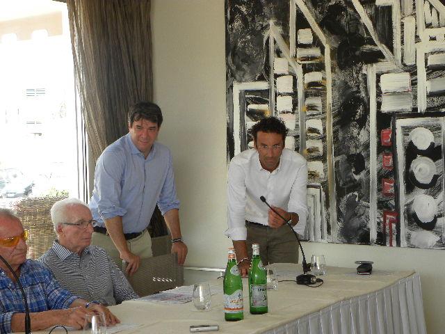 Conti assessore Sport di Riccione (Foto Nastasi)