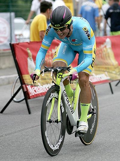 Marlen Zmorka in azione (Foto Kia)