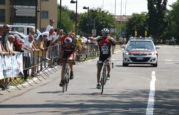 Madini vince a Cernusco sul Naviglio (Foto Berry)