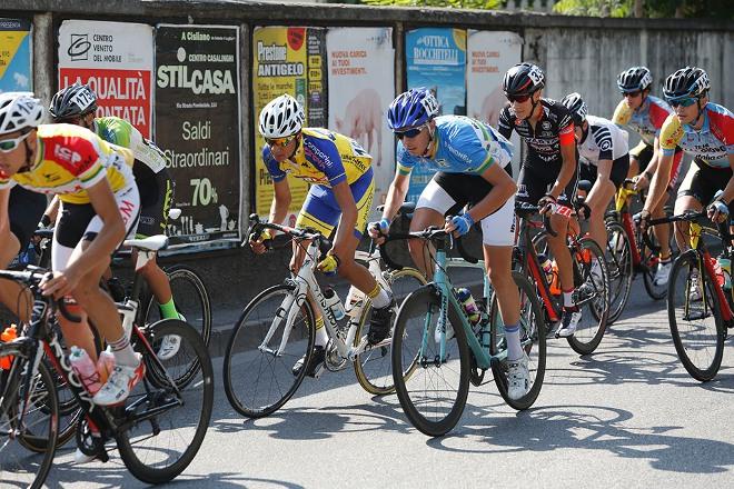 Un passaggio del gruppo (Foto Pisoni)