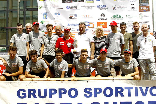 GB Team Castanese (Foto Kia)
