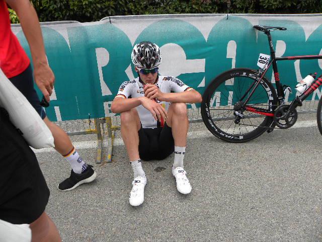 Koch Jonas si rilassa (Foto Nastasi)