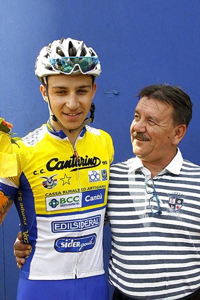Presidente Spinelli soddisfatto (Foto Kia)