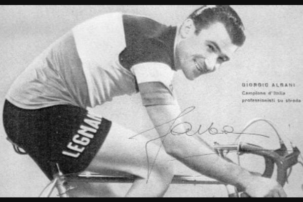 Giorgio Albani - Campione d'Italia 1956