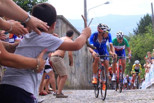 Entusiasmo sul Tainenberg (Foto Ossola)