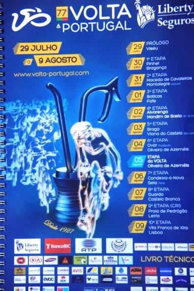 29.07.15 - LOCANDINA 77^ GIRO PORTOGALLO-LIBERTY SEGUROS