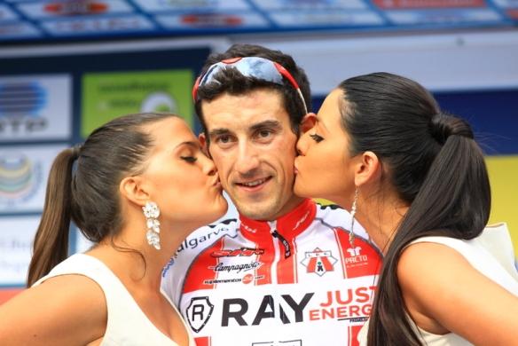 De Mateos vincitore della 1^ Tappa (Foto JC Faucher)