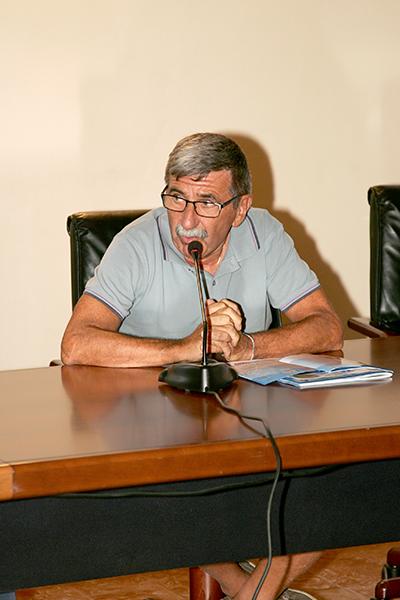 Bonacina Presidente Fci Lecco (Foto Kia Castelli)