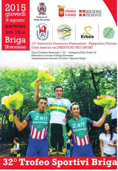 01.08.15 - LOCANDINA - 32^ Trofeo Sportivi di Briga