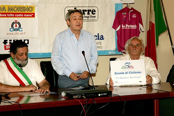 Daniele Maggi, vicepresidente CRL-FCI (Foto Kia)