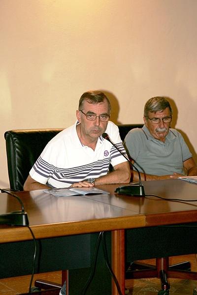 Gianantonio Marcelli, Vicepresidente Fci Varese (Foto Kia)