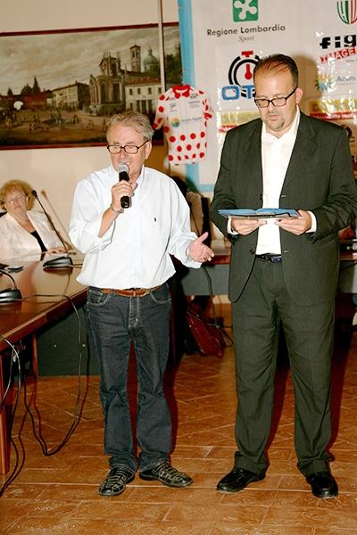 Michele Imparato presidente Fci-Sondrio (Foto Kia)