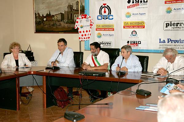Tavolo Relatori con Sindaco Pagani (Foto Kia)