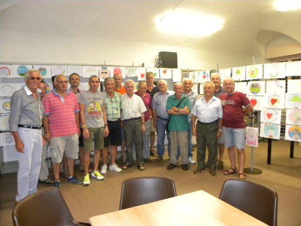Tutti i partecipanti all'incontro preparatorio (Foto Nastasi)