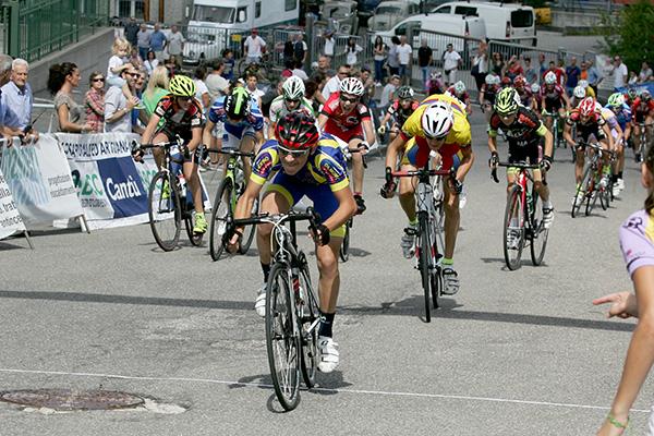 Bogni conquista il terzo posto (Foto Kia)