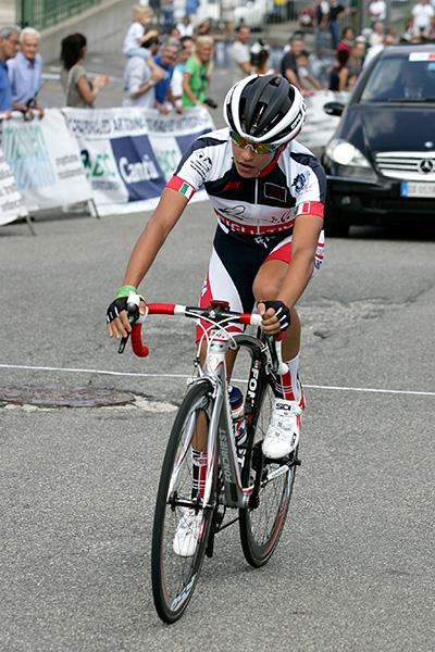 Stefano Rizza conquista il secondo posto (Foto Kia)