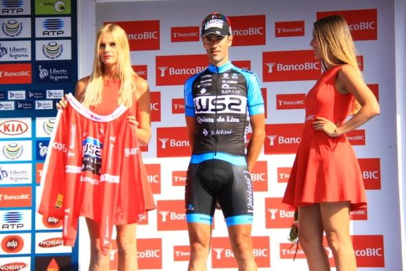 Sempre Veloso, ora leader classifica punti maglia rossa (Foto Jean Claude Faucher)