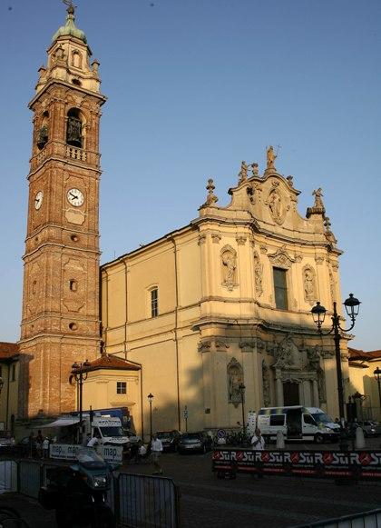Chiesa Parrocchiale di Osio Sotto (Foto Berry)