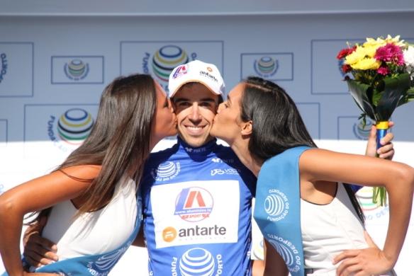 Alexey Rybalkin leader classifica Giovani (Foto JC Faucher)
