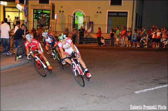 Una fase della corsa (Foto Fruzzetti)