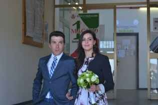 Domenico e Valewntina Conte Pozzovivo