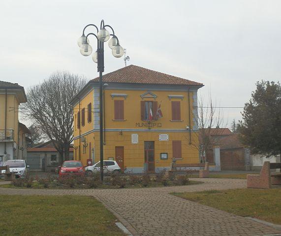 Palazzo Comunale di Alzano Scrivia