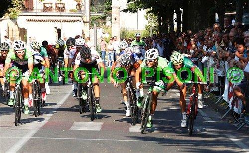 Sprint Gaggia-Pacioni (Foto Pisoni)