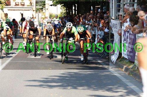 sequenza sprint Gaggia-Pacioni (Foto Pisoni)