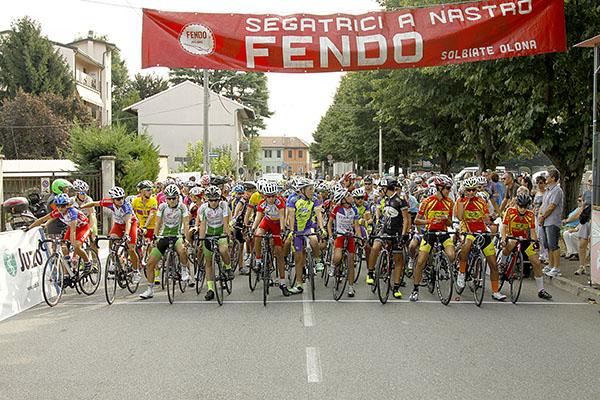 Partenza della gara (Foto Kia)