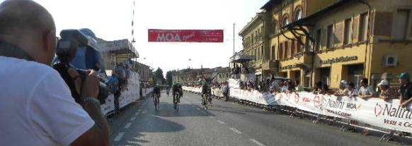 Mirco Maestri conquista la seconda piazza (Foto Nastasi)
