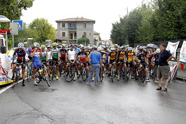 Partenza della gara (Foto Kia Castelli)