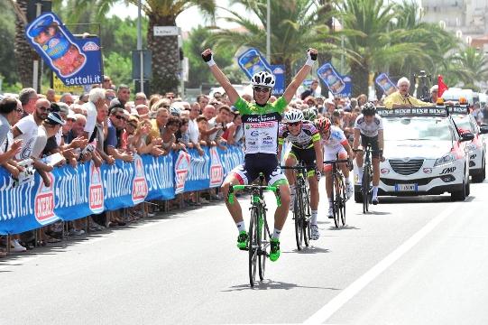 Alfio Locatelli vince 69^ Firenze-Mare (Foto Soncini)