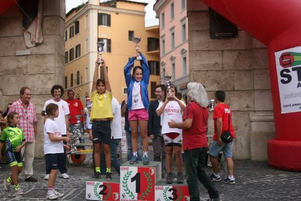 G2 Podio con Letizia Tasciotti