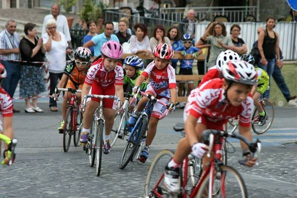 Giovanissimi in gara ad Anagni