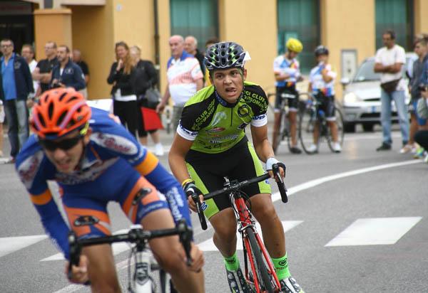 Fase di gara a Soncino  (Foto Berry)