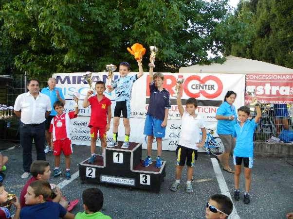 Daniel Kirill Iorio sul podio cat. G2 (Foto Nastasi)