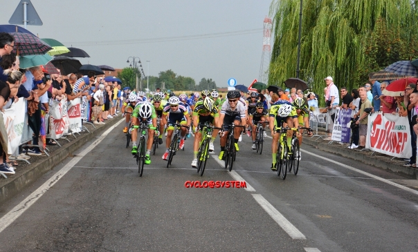 Luca Pacioni vince a Guazzora (Foto cyclo@system)