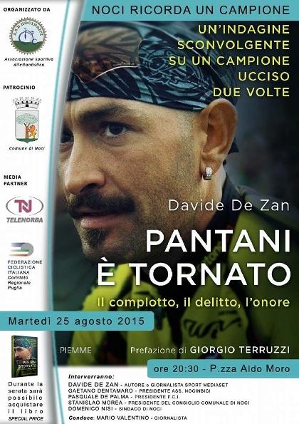 19.08.15 - PANTANI E^ TORNATO