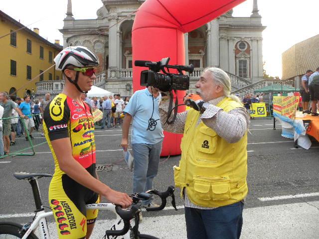Michele Gazzoli intervistato da Gaudenzi