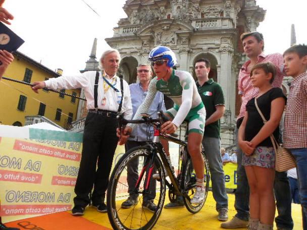 Rastelli Campione regionale lombardo a cronometro (Foto Kia)