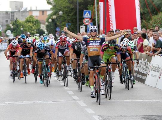 Zanoncello vince 1^ tappa del 12^ Trittico Veneto (Foto Scanferla)