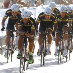 Colombia Coldeportes in azione (Foto Bettini)