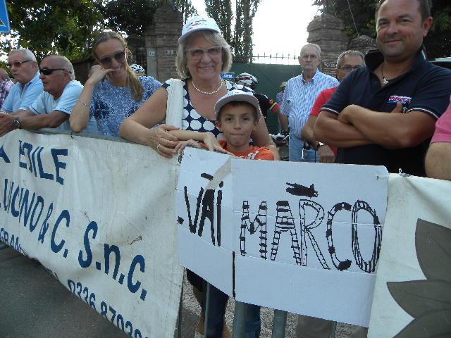Alessandro, fan di Marco Gaggia